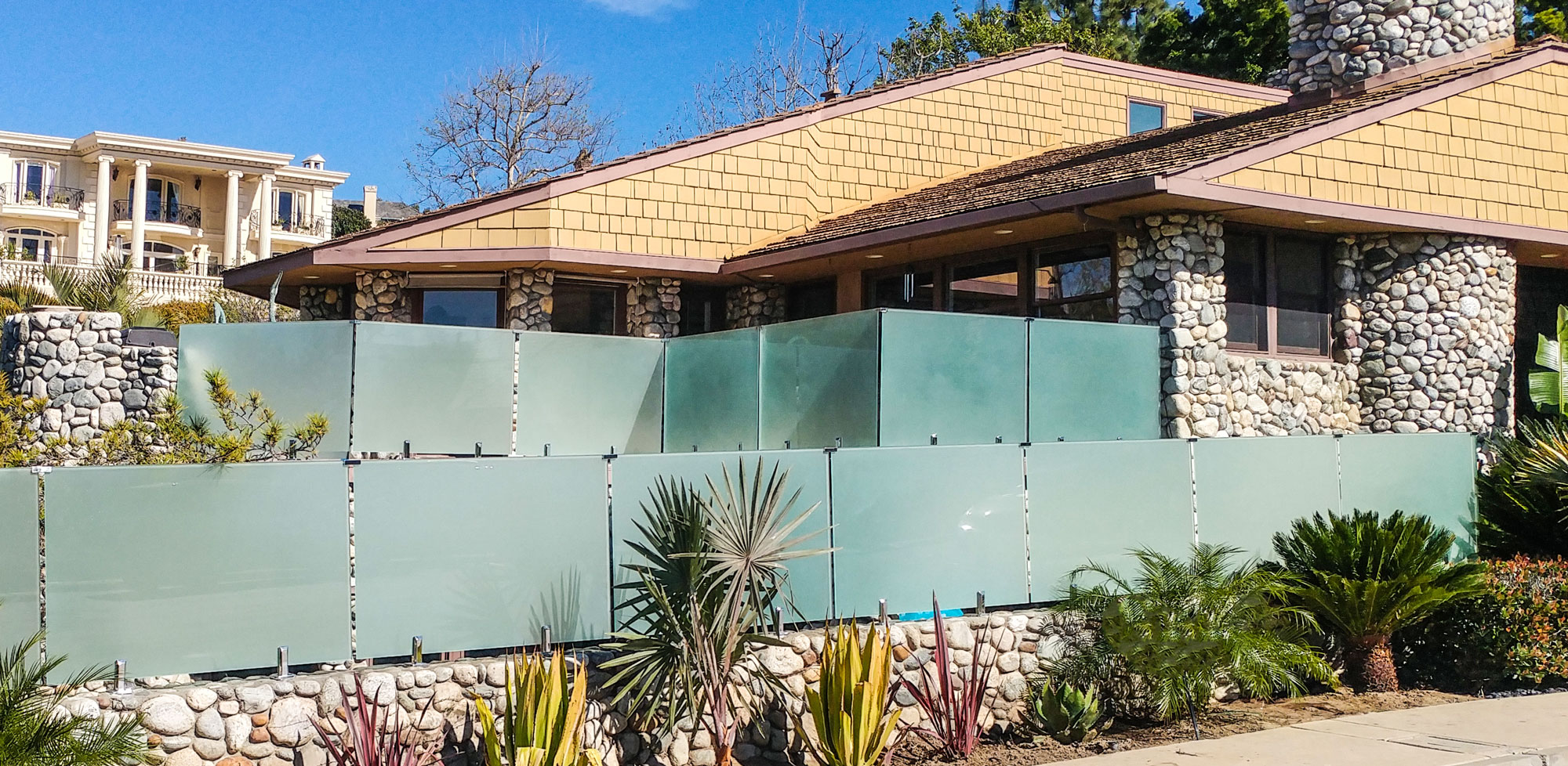 Frameless Glass Pool Fence by Styleguard Systems