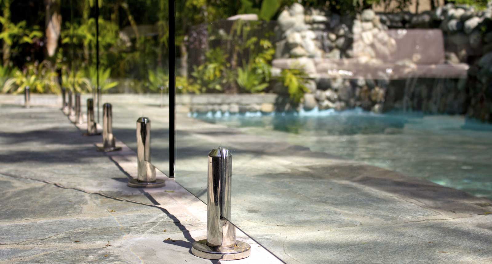 Glass Pool Fence and Railing Systems - Styleguard Systems