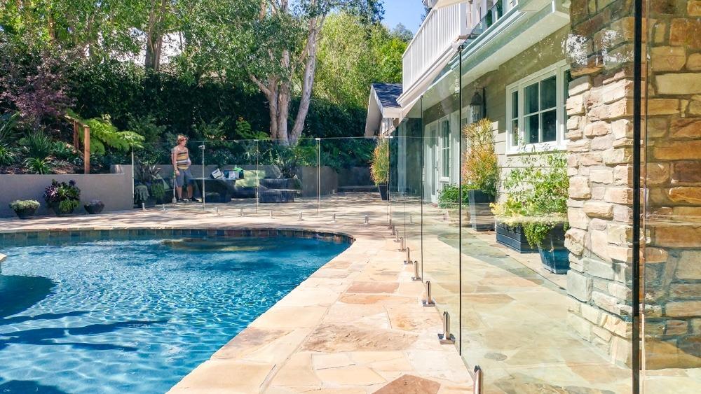 Frameless Glass Fence Systems Styleguard Systems